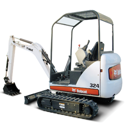 Bobcat 324 for Rent