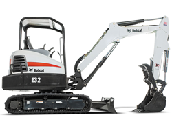 Bobcat E32 for Rent