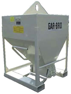 Concrete Buckets For Rent Or Sale From Gar Bro