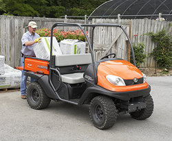 Kubota RTV500 Jobsite Utility Vehicle