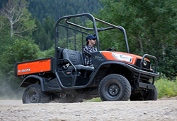Kubota RTVX-900 Jobsite Utility Vehicle