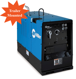 Miller Big Blue 400 Welder