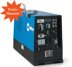 Miller Big Blue 402 Welder